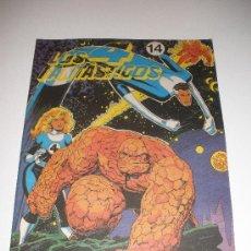 Fumetti: LOS COMICS DE EL SOL - Nº 14 - LOS 4 FANTASTICOS. Lote 26282411