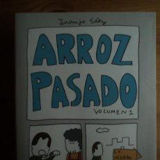 Cómics: ARROZ PASADO. VOLUMEN 1. JUANJO SAEZ. RESERVOIR BOOKS. MONDADORI,2010 780 PAG. Lote 26655348