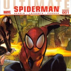 Cómics: ULTIMATE COMICS SPIDERMAN (PANINI) ORIGINAL 2010-2011 LOTE. Lote 48707047