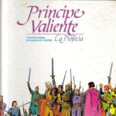 Cómics: PRINCIPE VALIENTE ALBUM TAPA DURA (BURULAN) ORIGINAL 1983 COMPLETA. Lote 27104014