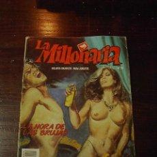 Cómics: LA MILLONARIA Nº 29, EDICOMIC. Lote 27169548