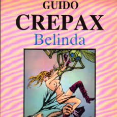 Cómics - BELINDA - GUIDO CREPAX - COL. CLÁSICOS - OBELISCO KESSELRING - 27531912