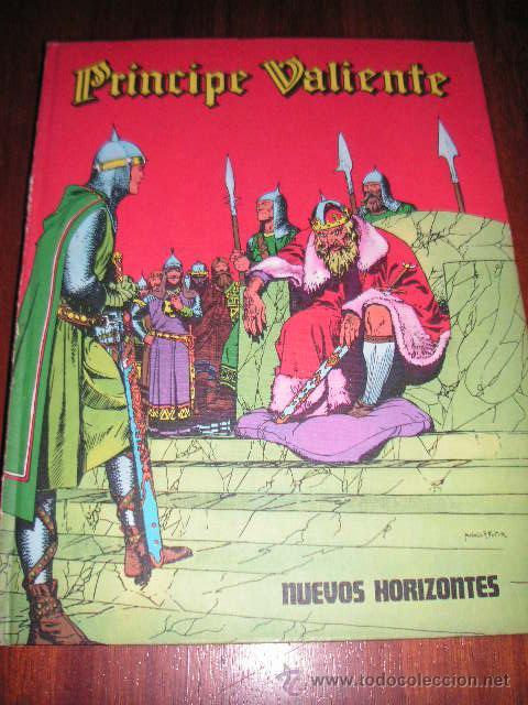 PRINCIPE VALIENTE TOMO NUMERO 4 CON 3 AVENTURAS REGALADO (Tebeos y Comics - Buru-Lan - Principe Valiente)