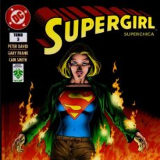 Cómics: SUPERGIRL - TOMO 3 - DAVID/FRAK/SMITH - GRUPO EDITORIAL VID. Lote 27703496
