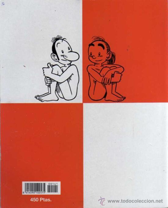 Cómics: LA PAREJITA - MANEL FONTDEVILA - PENDONES DEL HUMOR Nº 141 - EL JUEVES EDICIONES - Foto 2 - 27732149