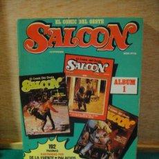 Cómics: SALOON ALBUM 1. Lote 27776627