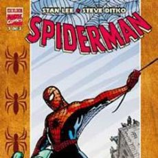 Cómics: SPIDERMAN DE STAN LEE Y STEVE DITKO TOMOS 1 AL 3 - COMPLETA - NUEVOS. Lote 31148027
