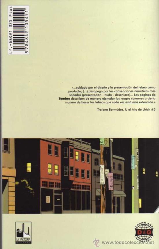 Cómics: SONÁMBULO Y OTRAS HISTORIAS Nº 1 - ADRIAN TOMINE - LA FACTORIA DE IDEAS - Foto 2 - 27859969