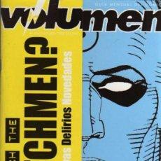 Cómics: VOLUMEN 2 - Nº 7 - GUIA MENSUAL DE COMIC - UNDER COMICS . Lote 27897696