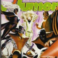 Cómics: VOLUMEN 2 - Nº 6 - GUIA MENSUAL DE COMIC - UNDER COMICS . Lote 27897699