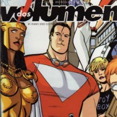 Cómics: VOLUMEN 2 - Nº 1 - GUIA MENSUAL DE COMIC - UNDER COMICS . Lote 27897703