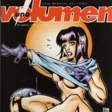 Cómics: VOLUMEN 1 - Nº 2 - GUIA MENSUAL DE COMIC - UNDER COMICS . Lote 27897714