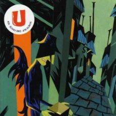 U - Nº 24 - JUNIO 2002 - ASOCIACIÓN CULTURAL U
