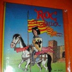 Comics: ROC EL CAVALLER Nº 1 . PERE SOLÀ - PEP MONYARCH . EDITORIAL VIRGILI I PAGES 1988 . NUEVO .. Lote 27949458