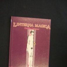 Cómics: LINTERNA MAGICA - GUIDO CREPAX - EDIT. LUMEN - 1ª EDICION - NUEVO - SIN LEER - . Lote 27955241