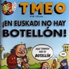 Cómics: TMEO - Nº 68. Lote 28030266