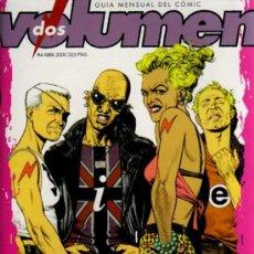 Cómics: VOLUMEN 2 - Nº 4 - GUIA MENSUAL DE COMIC - UNDER COMICS. Lote 28063432