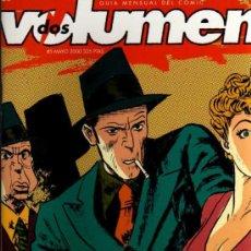 Cómics: VOLUMEN 2 - Nº 5 - GUIA MENSUAL DE COMIC - UNDER COMICS. Lote 28063438