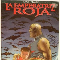 Cómics: DUFAUX Y ADAMOV / LA EMPERATRIZ ROJA / TOMO 2 / CORAZONES DE ACERO. Lote 28172896
