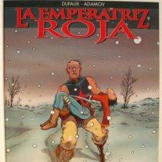 Cómics: DUFAUX Y ADAMOV / LA EMPERATRIZ ROJA / TOMO 3 / IMPUROS. Lote 28172912