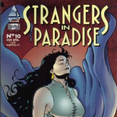 Cómics: STRANGERS IN PARADISE Nº 10 - ABSTRACT STUDIO - DUDE COMICS. Lote 28092727