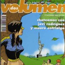 Cómics: VOLUMEN 2 - Nº 9 - GUIA MENSUAL DE COMIC - UNDER COMICS. Lote 28093435