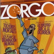 Cómics: ZORGO - LUIS BUSTOS - DIB BUKS. Lote 28139114