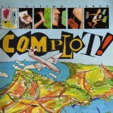Cómics: COMPLOT! - Nº 0 - EDITORIAL COMPLOT. Lote 28186422