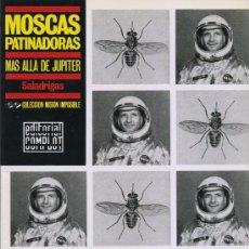 Cómics: MOSCAS PATINADORAS - SALADRIGAS = EDITORIAL COMPLOT 1.991- MISION IMPOSIBLE 26 . Lote 28250100