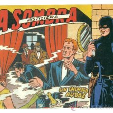 Cómics: SOMBRA JUSTICIERA Nº 3 - FACSIMIL - IMPECABLE. Lote 28254386