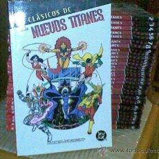 Cómics: NUEVOS TITANES. LOTE DE 32 NÚMEROS.. Lote 28277308