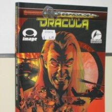 Cómics: ESPADA DE DRACULA - ALETA EDICIONES OFERTA. Lote 28279952