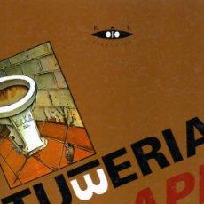 Cómics: TUBERIA DE ESCAPE - JAVIER HERNANDEZ LANDAZABAL - IKUSAGER - 1989 - NUEVO A ESTRENAR. Lote 28309400