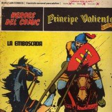 Cómics: PRINCIPE VALIENTE NUMERO.-2 1972. Lote 28330748