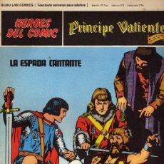 Cómics: PRINCIPE VALIENTE NUMERO-4 1972. Lote 28330798