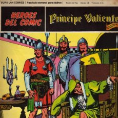 Cómics: PRINCIPE VALIENTE NUMERO8 1972. Lote 28331353