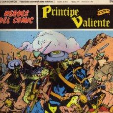 Cómics: PRINCIPE VALIENTE NUMERO 32 1972. Lote 28336351