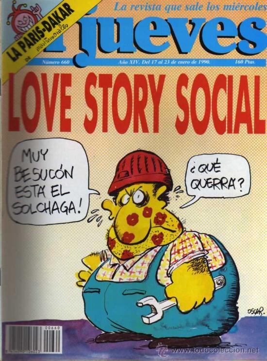 EL JUEVES - Nº 660 (Tebeos y Comics - Comics otras Editoriales Actuales)