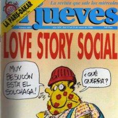 Cómics: EL JUEVES - Nº 660. Lote 28357214