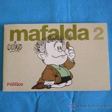 Cómics: MAFALDA Nº 2 --- PUBLICO (TIRAS DE QUINO). Lote 28386971