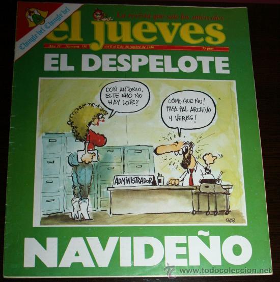 EL JUEVES - Nº 186 (Tebeos y Comics - Comics otras Editoriales Actuales)