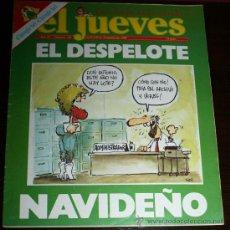 Cómics: EL JUEVES - Nº 186. Lote 28547447