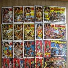 Comics: EL CACHORRO. COLECCION CASI COMPLETA (25 DE 27 TOMOS). REEDICION DE IBERCOMIC. PRECIO IMBATIBLE. Lote 32566025