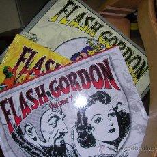 Cómics: FLASH GORDON ALEX RAYMOND COMPLETA COLECCION DE LUJO TAPAS DURAS.. Lote 29118213
