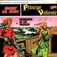 Cómics: PRÍNCIPE VALIENTE Nº 26 , EDI. BURULAN 1972, HAROLD FOSTER, 30 X 23 CMS, COLOR , 24 PGS.. Lote 218284335