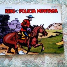 Cómics: KING DE LA POLICIA MONTADA DEL CANADA DE ALLEN DEAN (EDICIONES BO). Lote 28354558