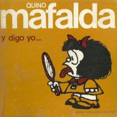 Cómics: C42//MAFALDA///QUINO. Lote 28733674