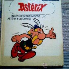 Cómics: ASTERIX EN LOS JUEGOS OLIMPICOS Y ASTERIX Y CLEOPATRA (CIRCULO DE LECTORES). Lote 28230729