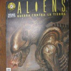 Cómics: ALIENS GUERRA CONTRA LA TIERRA. Lote 28747074