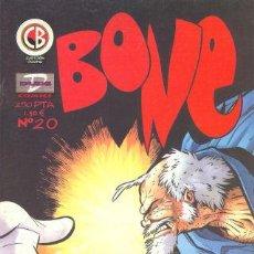 Cómics: BONE 20 - JEFF SMITH - DUDE COMICS. Lote 28889194